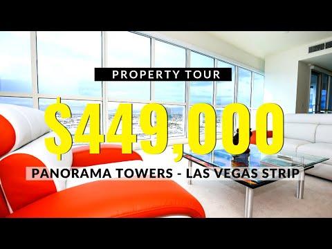 Panorama Towers Las Vegas - Steve Gonzalez Las Vegas Condo Insider  🎬  👍