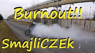 Můj první ''Burnout'' / SmajliCZEk / Suzuki GS 500(Na poprvé to nebylo špatný :-D., 2017-03-06T10:12:46.000Z)
