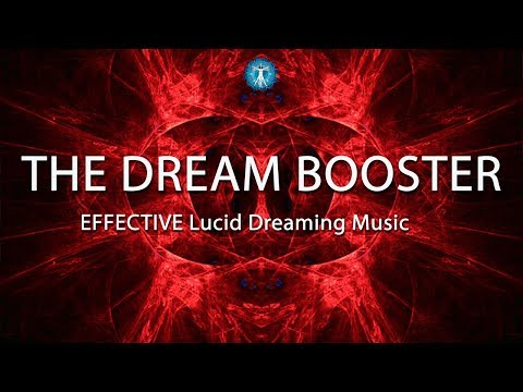 "EFFECTIVE Lucid Dreaming Music ""THE DREAM BOOSTER""- Blank Screen for Sleep"
