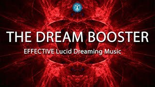 EFFECTIVE Lucid Dreaming Music THE DREAM BOOSTER - Blank Screen for Sleep