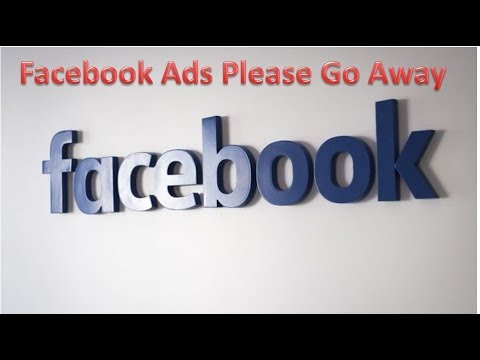 How to stop ads on your facebook feed