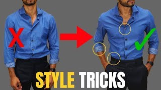 Download 7 Style Tricks That Will INSTANTLY Improve Your Style Mp3 and Videos