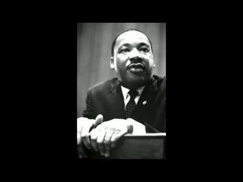 Martin Luther King Jr. 'Rediscovering Lost Values' February 28, 1954