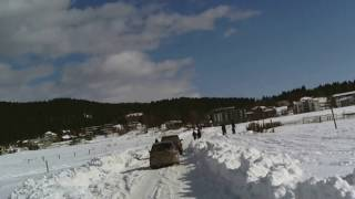 BAKURIANI SNOW 2017 VIDEO(borjomi-bakuriani 2017/01/02., 2017-01-02T18:00:53.000Z)