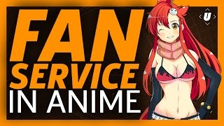 Fan Service In Anime - Then And Now