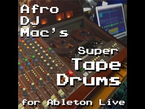 Free Ableton Live Pack #91: Vinyl Scratcher Effect