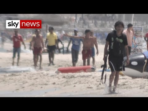 Special Report: Terror on the beach in Tunisia