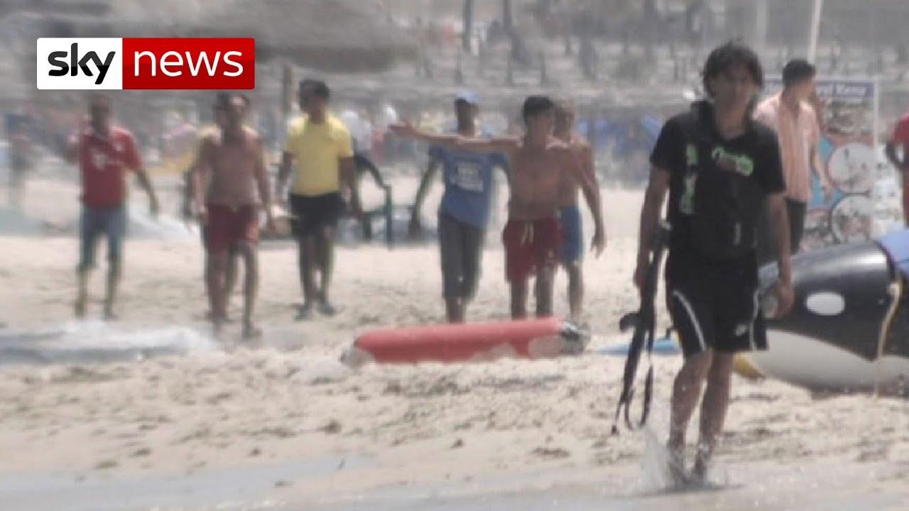 Special Report: Terror on the beach in Tunisia