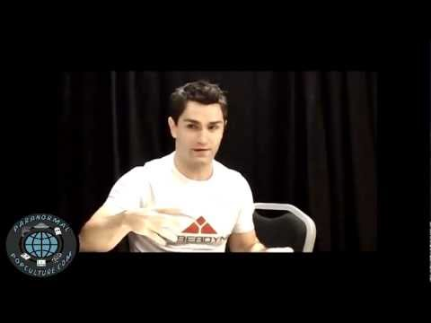 Sam Witwer on Frank Darabont & 'The Walking Dead'
