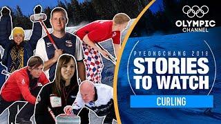 Curling | Avant Pyeongchang 2018: Histoires À Voir | Olympic Winter Games