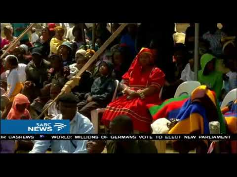 In Limpopo thousands gathered at Seshego stadium for Heritage Day