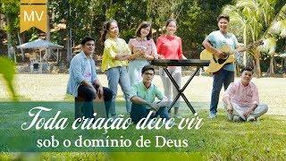 """Melhor música gospel """"Toda criação deve vir sob o domínio de Deus"""""""