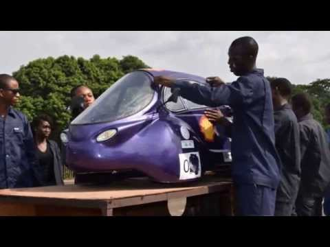 TEAM UNIBEN :   Made in Nigeria Car