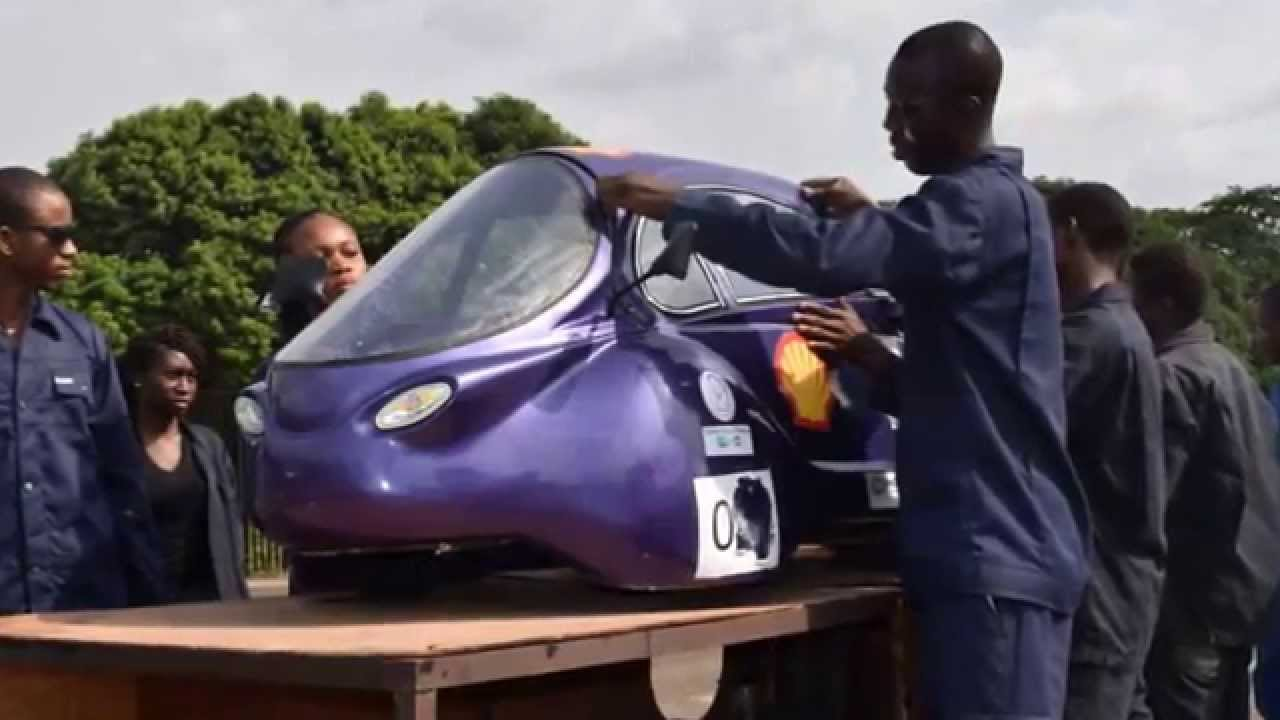 TEAM UNIBEN :   Made in Nigeria Car