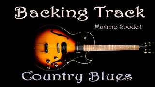 COUNTRY BLUES IN G BACKING TRACK