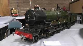 The Bristol Model Engineering and Model Making Exhibition 2016