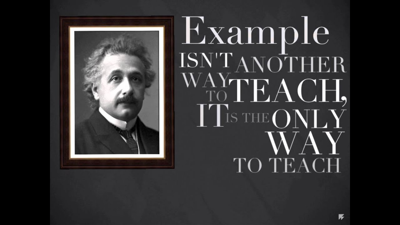 Albert Einstein Quotes Albert Einstein's Quotes On Education  Youtube
