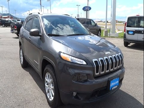 Lithia Dodge Missoula >> 2015 JEEP CHEROKEE Helena, Butte, Bozeman, Great Falls, Missoula, MT FW757260 - YouTube