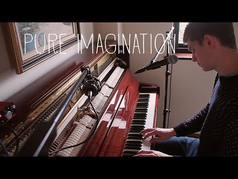 Pure Imagination cover by Jamie Walker