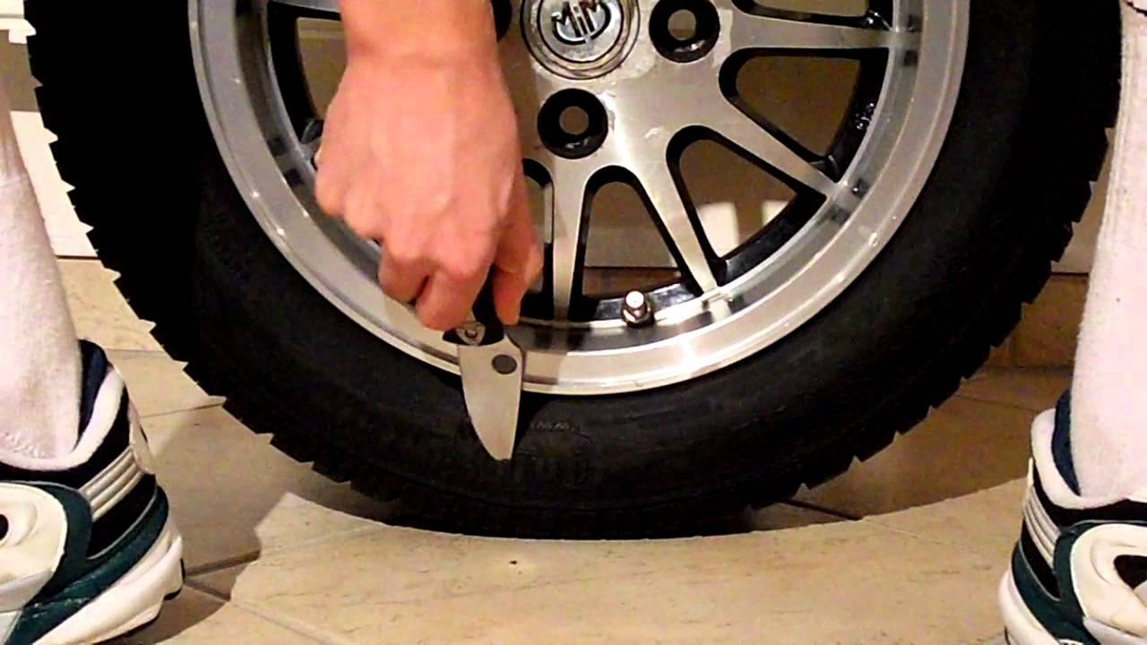 Tire Vandal - YouTube
