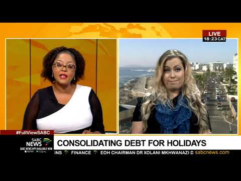 Sandton Debt Counselling – SABC News Interview About Debt Review and Consolidating Debt