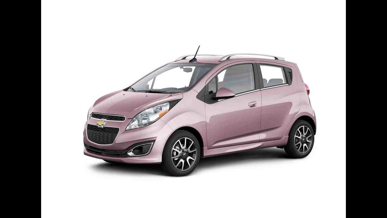 سيارة شيفروليه سبارك Chevrolet Spark 2013 - YouTube