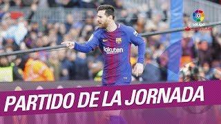 Partido de la Jornada: Villarreal CF vs FC Barcelona