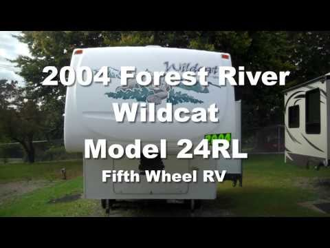 2004 Forest River Wildcat 24RL