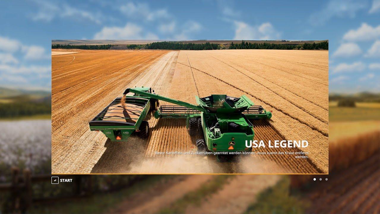 Usa Legend Fs19