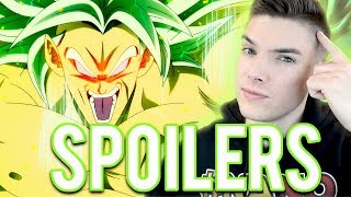 Dragon Ball Super Broly FULL Spoilers: My Thoughts & Reactions