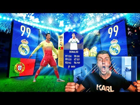 TOTS CRISTIANO RONALDO IM PACK 🔥🔥 FIFA 18 PACK OPENING!!!!!!