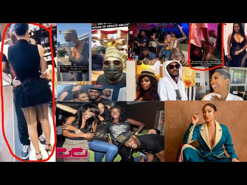 Download I WANT TO BE HAPPY, NO MAN IS WORTH DIEING FOR👉TONTO DIKEH AND ANNIE IDIBIA CLUB AFTER TUFACE & PERO