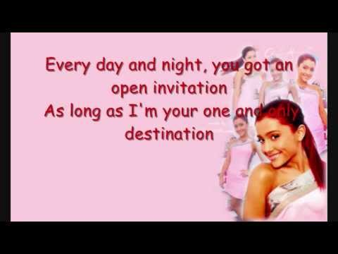 Ariana Grande~Your my only shawty(LYRICS)