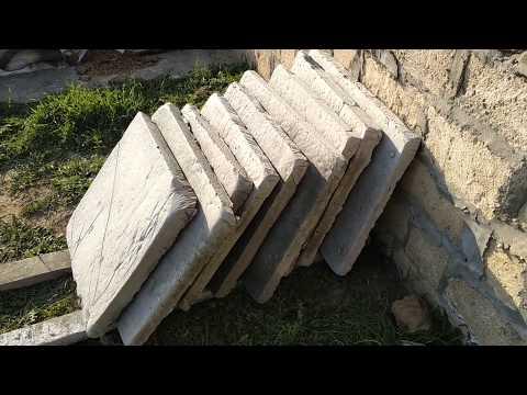 Техноблоки из бетона. Ознакомление. Самостоятельное изготовление и применение
