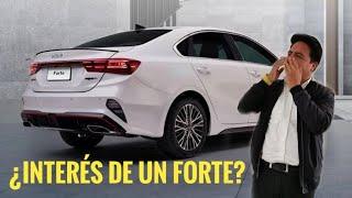 KIA FORTE 2022 ¿PAGO DE INTERÉS? LX TM