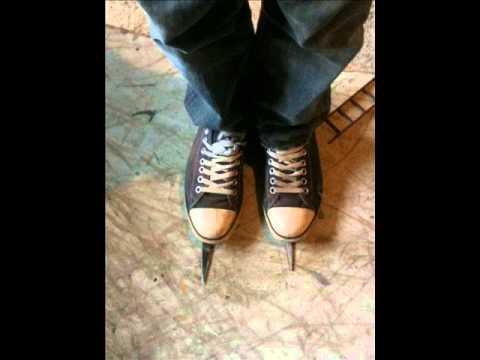 High Heels Shoes With Hidden Knife