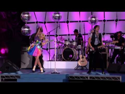 Hannah Montana music video - its all right here