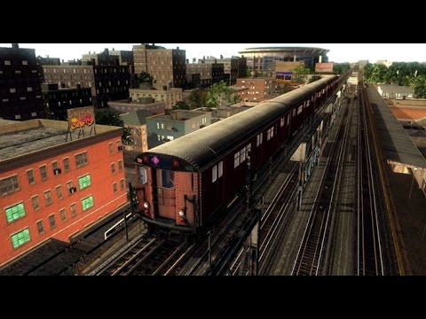 Game-Simulator(135), World of Subways Volume 4: New York Lin