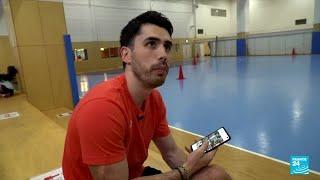 Rémi Feutrier, head of Japan's handball team and social networks heavyweight • FRANCE 24 English