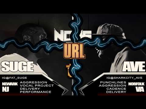 SHOTGUN SUGE VS AVE SMACK/ URL RAP BATTLE
