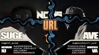 SHOTGUN SUGE VS AVE SMACK/ URL RAP BATTLE | URLTV