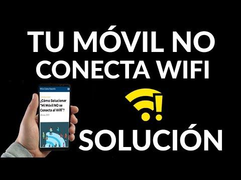 Qué Hacer si tu Móvil NO se Conecta al WiFi | Solución