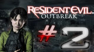 Resident Evil Outbreak Detonado (Walkthrough) Parte 2 HD
