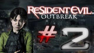 Resident Evil Outbreak Detonado (Walkthrough) Parte 2 HD