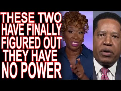 Joy Reid Whines About Nicki Minaj, GOP Throws Larry Elder Under the Bus
