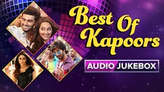 Best of Kapoors | Audio Jukebox
