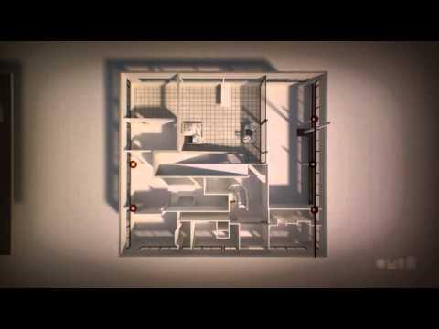Villa Savoye  The five points of architecture on Vimeo