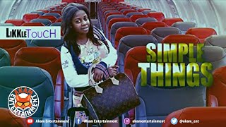 Likkle Touch - Simple Things - September 2020