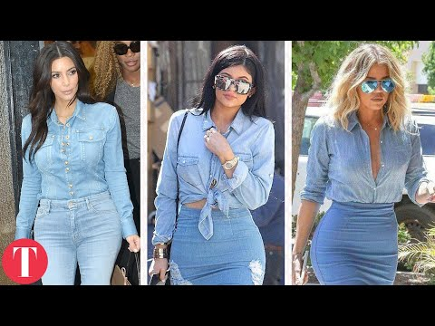 10 Fashion Rules The Kardashians MUST Follow