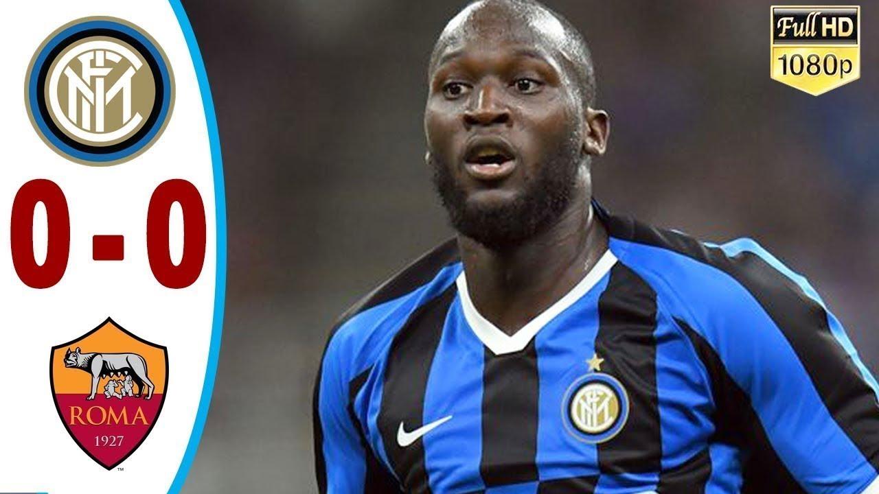 Inter Milan Vs Roma Prediction